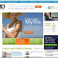 """La web nº1 en salud: """"WebMd"""" un ejemplo a tener en cuenta"""