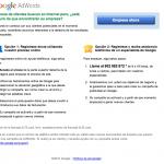 Google Adwords (II): cómo confeccionar un anuncio