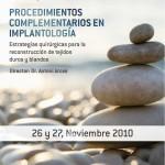 """Clausuramos nuestro tercer curso en """"Procedimientos complementarios en Implantología"""""""
