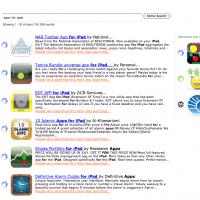Mimvi, buscador de aplicaciones para dispositivos móviles