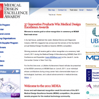 Medical Design Excellence Award para una innovación española