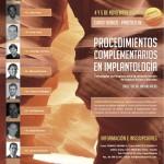 Abierto el período de inscripciones para nuestro curso en Procedimientos Complementarios en Implantología