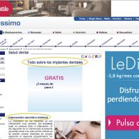 Nueva colaboración con Doctissimo: todo sobre Implantes Dentales